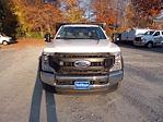 2020 Ford F-550 Regular Cab DRW 4x2, Knapheide Value-Master X Stake Bed #FLU01123 - photo 3
