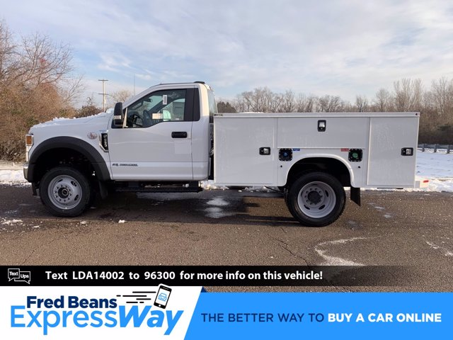 2020 Ford F-450 Regular Cab DRW 4x4, Knapheide Steel Service Body #FLU01128 - photo 1