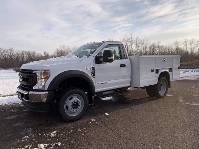 2020 Ford F-450 Regular Cab DRW 4x4, Knapheide Steel Service Body #FLU01128 - photo 10