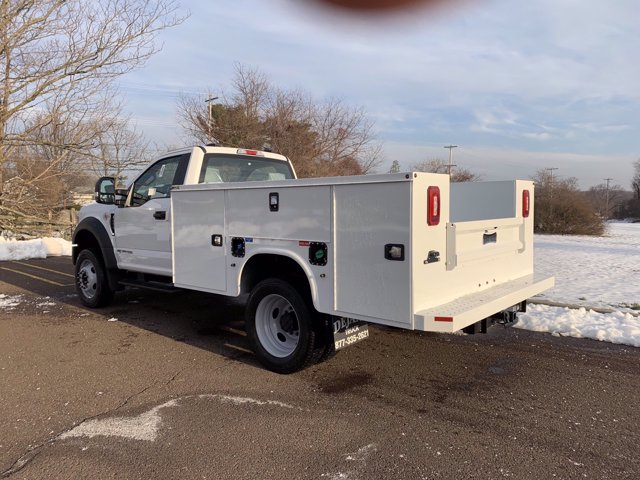 2020 Ford F-450 Regular Cab DRW 4x4, Knapheide Steel Service Body #FLU01128 - photo 2