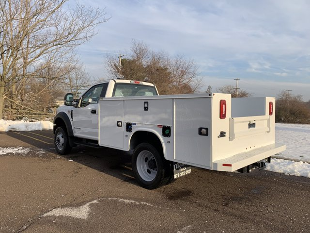 2020 Ford F-450 Regular Cab DRW 4x4, Knapheide Steel Service Body #FLU01128 - photo 3