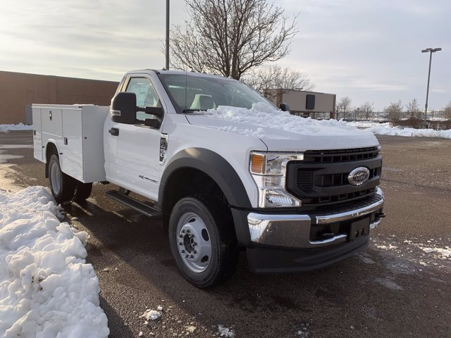2020 Ford F-450 Regular Cab DRW 4x4, Knapheide Steel Service Body #FLU01128 - photo 8