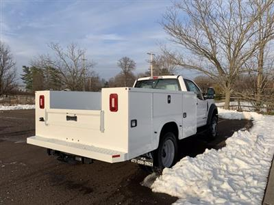2020 Ford F-450 Regular Cab DRW 4x4, Knapheide Steel Service Body #FLU01128 - photo 6