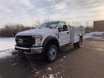 2020 Ford F-450 Regular Cab DRW 4x4, Knapheide Steel Service Body #FLU01128 - photo 9