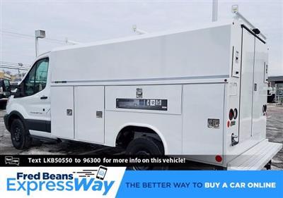 2020 Ford Transit 350 4x2, Reading Aluminum CSV Service Utility Van #FLU01129 - photo 1