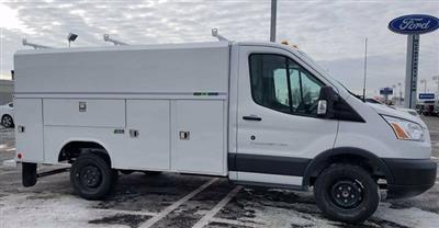 2020 Ford Transit 350 4x2, Reading Aluminum CSV Service Utility Van #FLU01129 - photo 2