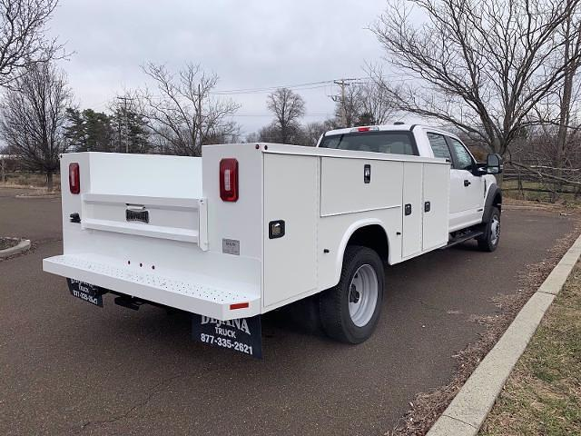 2020 Ford F-450 Crew Cab DRW 4x4, Knapheide Steel Service Body #FLU01146 - photo 5