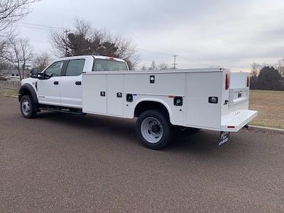 2020 Ford F-450 Crew Cab DRW 4x4, Knapheide Steel Service Body #FLU01146 - photo 2