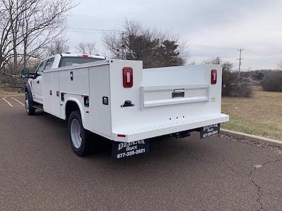 2020 Ford F-450 Crew Cab DRW 4x4, Knapheide Steel Service Body #FLU01146 - photo 3