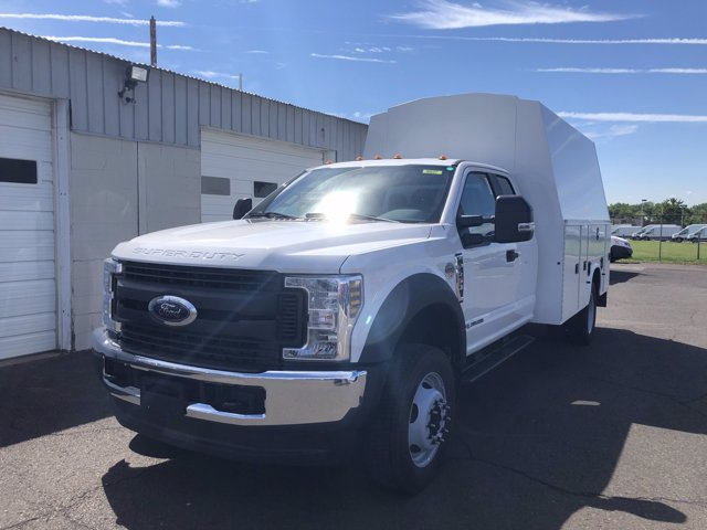 2020 Ford F-450 Super Cab DRW 4x4, Knapheide KUVcc Service Body #FLU01151 - photo 5