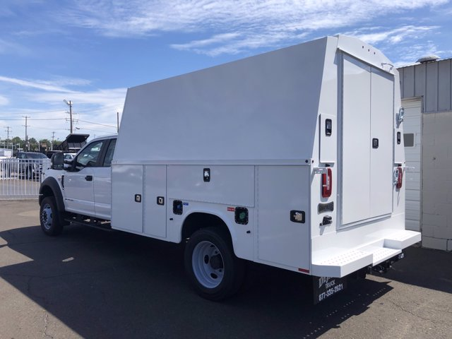 2020 Ford F-450 Super Cab DRW 4x4, Knapheide KUVcc Service Body #FLU01151 - photo 6