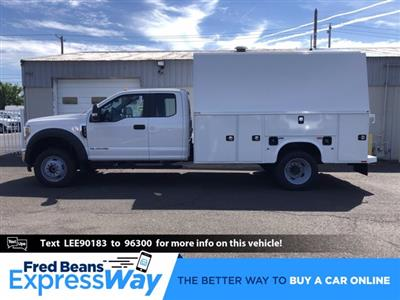 2020 Ford F-450 Super Cab DRW 4x4, Knapheide KUVcc Service Body #FLU01151 - photo 1