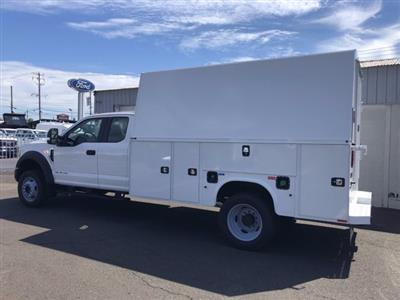 2020 Ford F-450 Super Cab DRW 4x4, Knapheide KUVcc Service Body #FLU01151 - photo 12