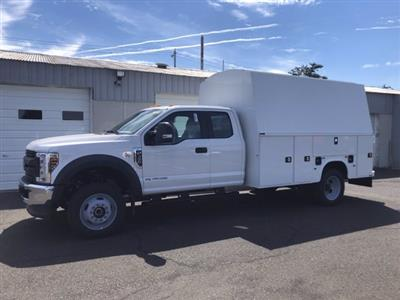 2020 Ford F-450 Super Cab DRW 4x4, Knapheide KUVcc Service Body #FLU01151 - photo 3