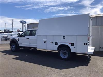 2020 Ford F-450 Super Cab DRW 4x4, Knapheide KUVcc Service Body #FLU01151 - photo 2