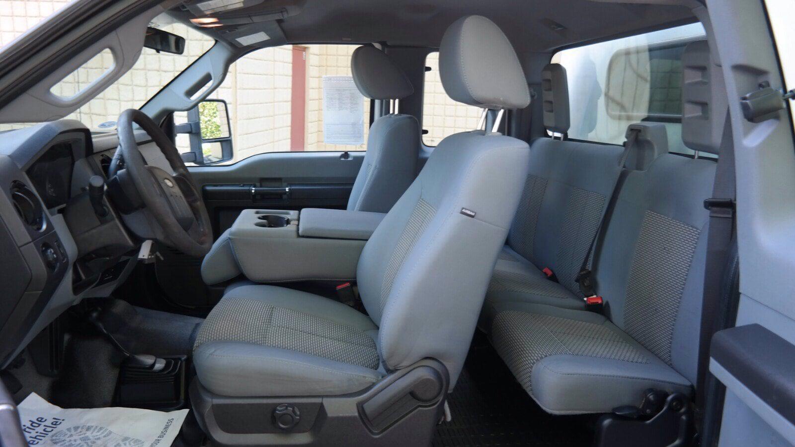2012 Ford F-350 Super Cab 4x4, Service Body #FLU011511 - photo 13