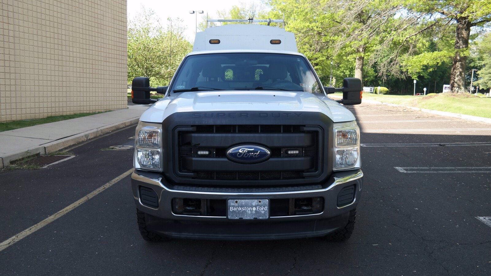 2012 Ford F-350 Super Cab 4x4, Service Body #FLU011511 - photo 3