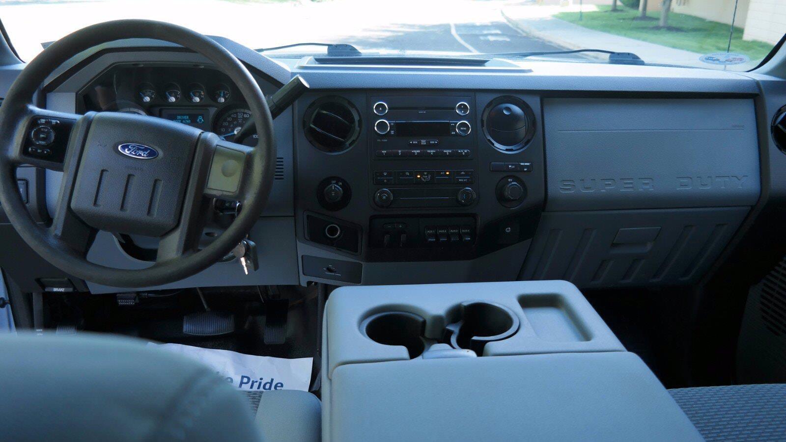 2012 Ford F-350 Super Cab 4x4, Service Body #FLU011511 - photo 21