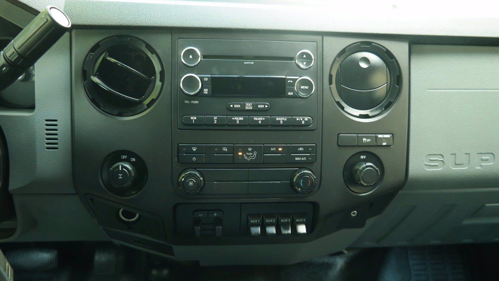 2012 Ford F-350 Super Cab 4x4, Service Body #FLU011511 - photo 23