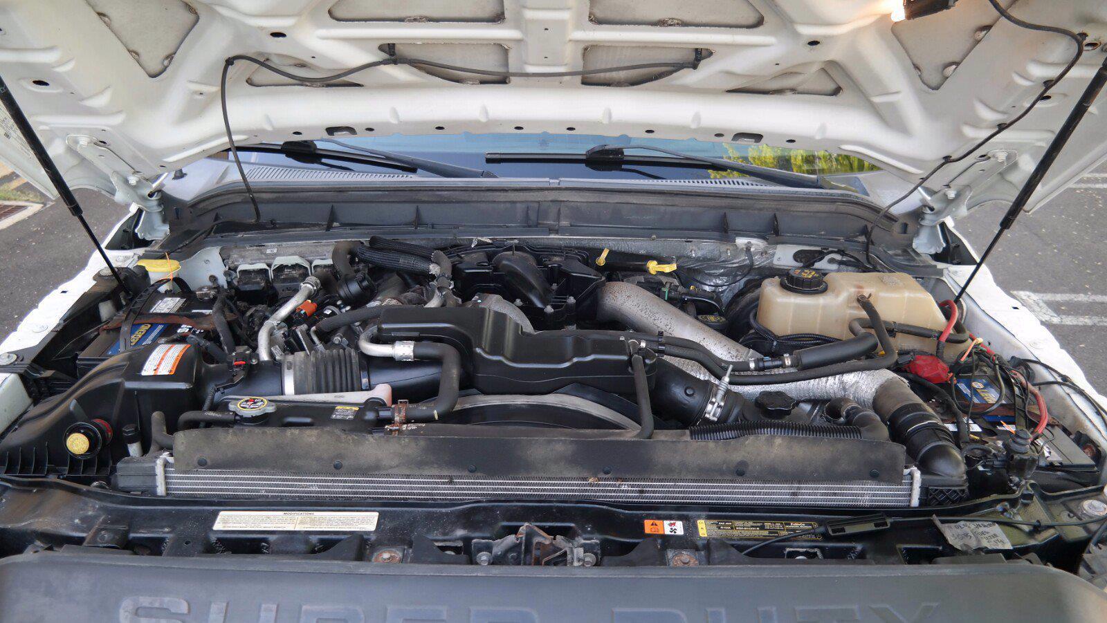2012 Ford F-350 Super Cab 4x4, Service Body #FLU011511 - photo 25