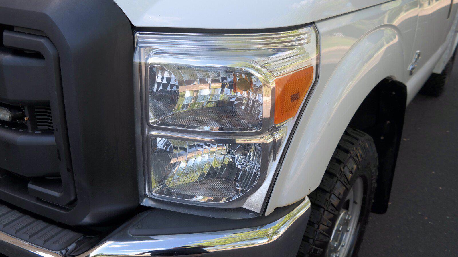 2012 Ford F-350 Super Cab 4x4, Service Body #FLU011511 - photo 7