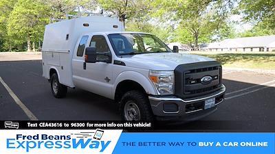 2012 Ford F-350 Super Cab 4x4, Service Body #FLU011511 - photo 1