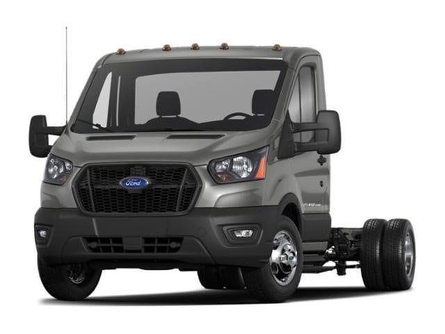 2020 Ford Transit 350 HD DRW 4x2, Cutaway #FLU01152 - photo 1
