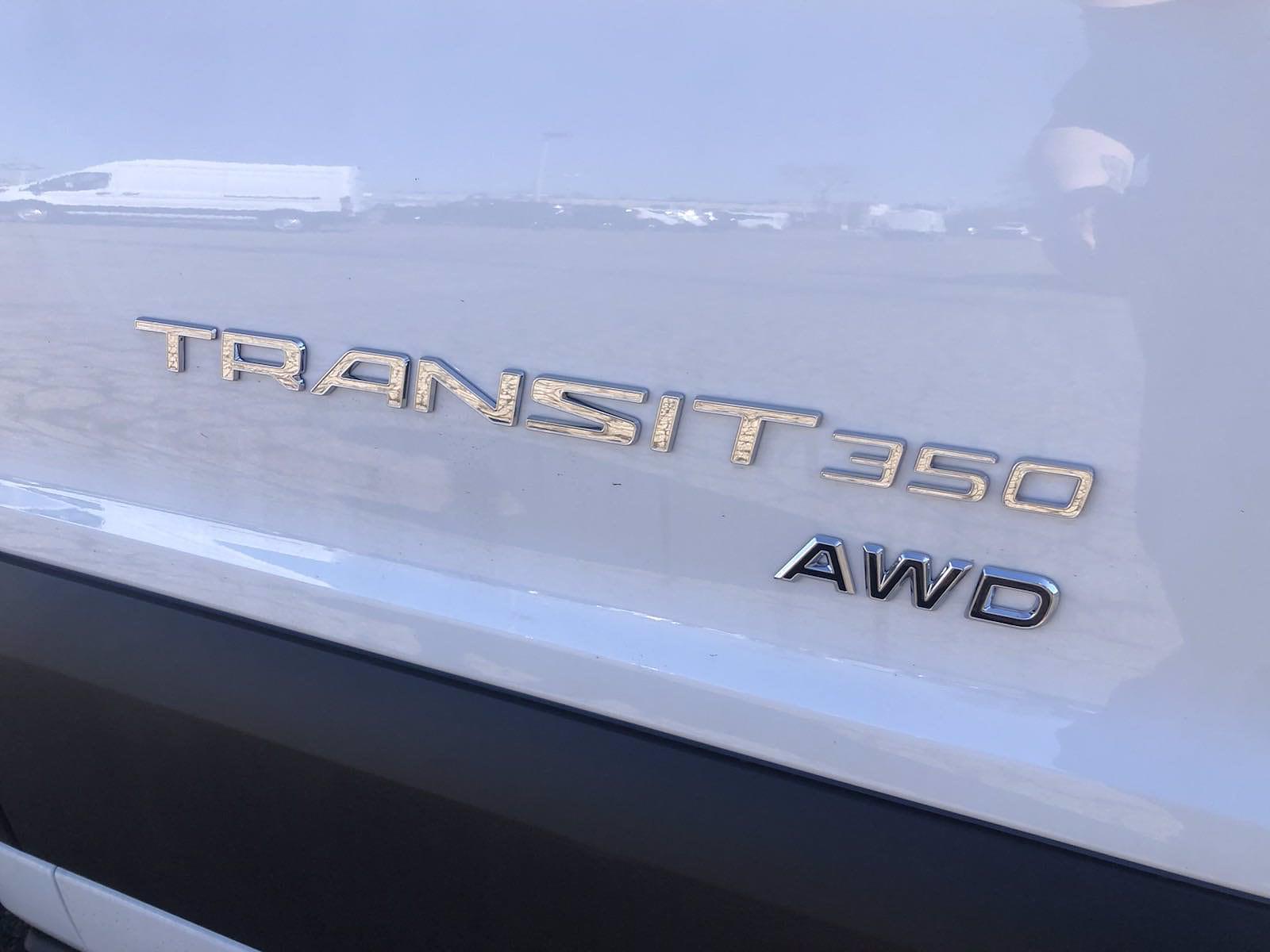 2020 Ford Transit 350 AWD, Cutaway Van #FLU01158 - photo 7