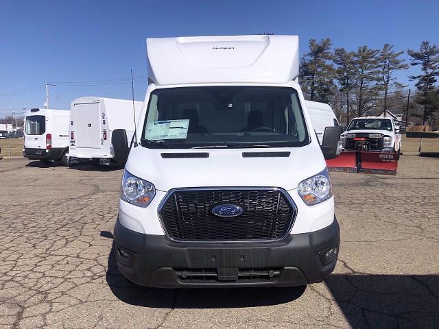 2020 Ford Transit 350 AWD, Rockport Cargoport Cutaway Van #FLU01158 - photo 3