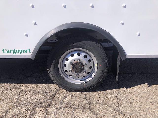 2020 Ford Transit 350 AWD, Rockport Cargoport Cutaway Van #FLU01158 - photo 8