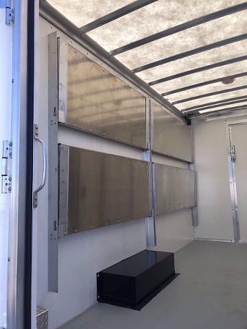 2020 Ford Transit 350 AWD, Rockport Cargoport Cutaway Van #FLU01158 - photo 11