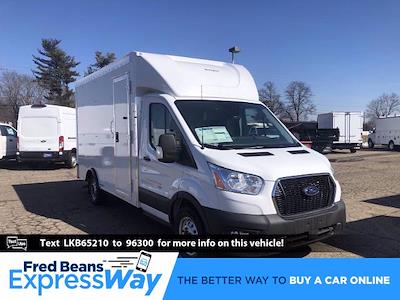 2020 Ford Transit 350 AWD, Rockport Cargoport Cutaway Van #FLU01158 - photo 1