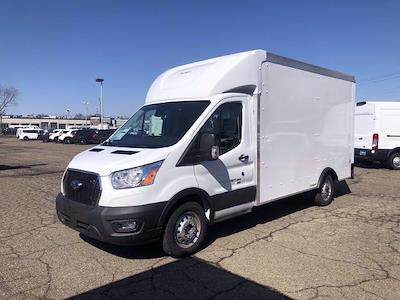 2020 Ford Transit 350 AWD, Rockport Cargoport Cutaway Van #FLU01158 - photo 4