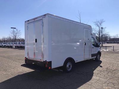 2020 Ford Transit 350 AWD, Rockport Cargoport Cutaway Van #FLU01158 - photo 2