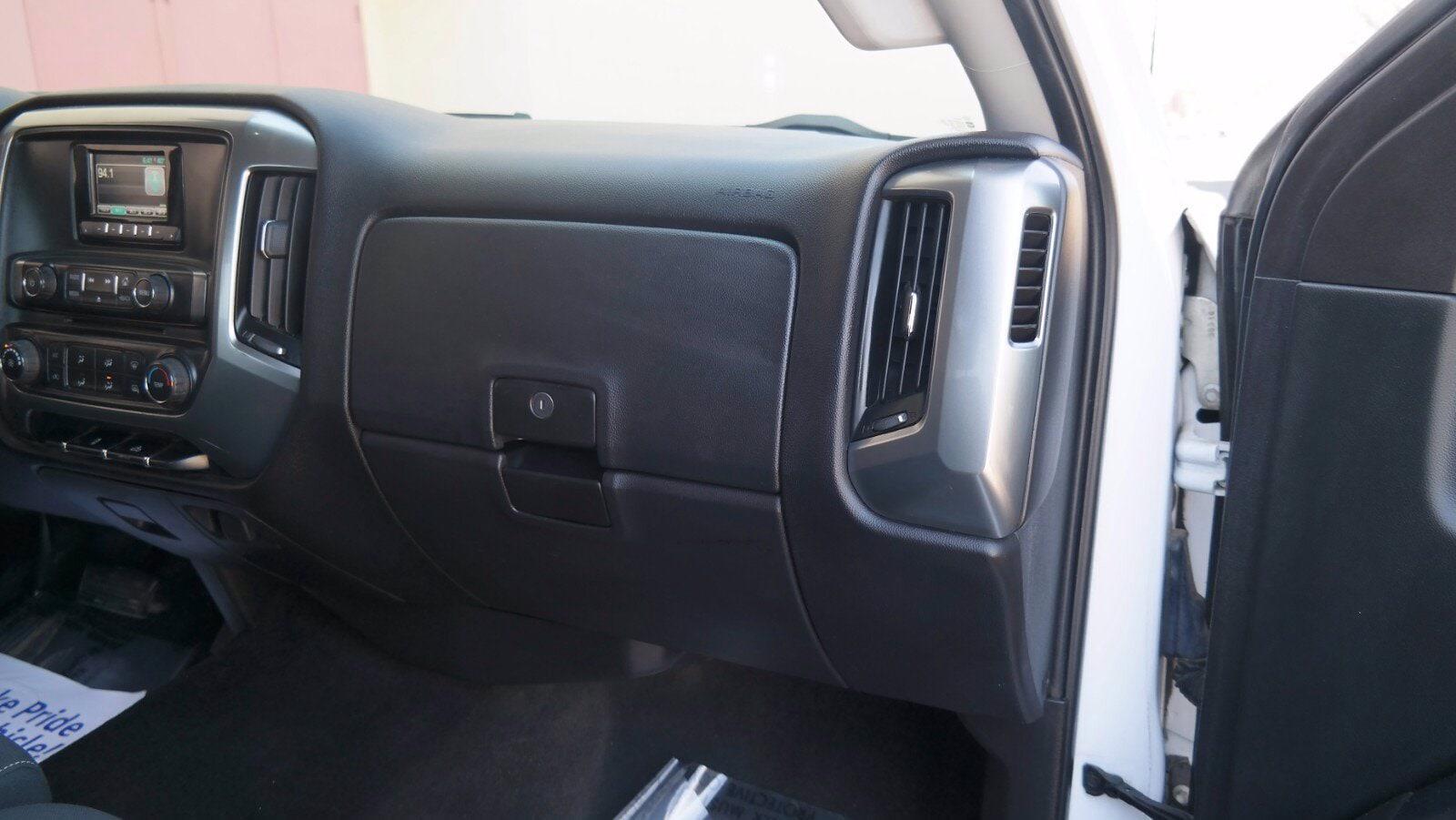 2015 Chevrolet Silverado 1500 Double Cab 4x4, Pickup #FLU011641 - photo 14