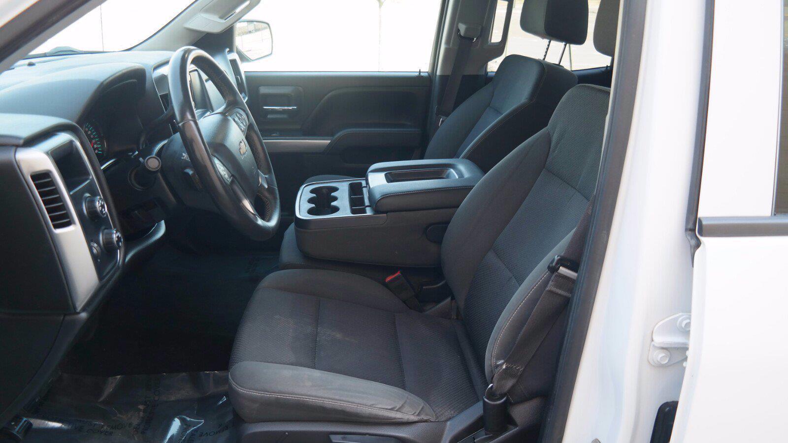 2015 Chevrolet Silverado 1500 Double Cab 4x4, Pickup #FLU011641 - photo 21