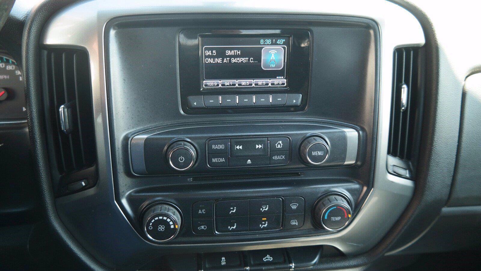 2015 Chevrolet Silverado 1500 Double Cab 4x4, Pickup #FLU011641 - photo 26
