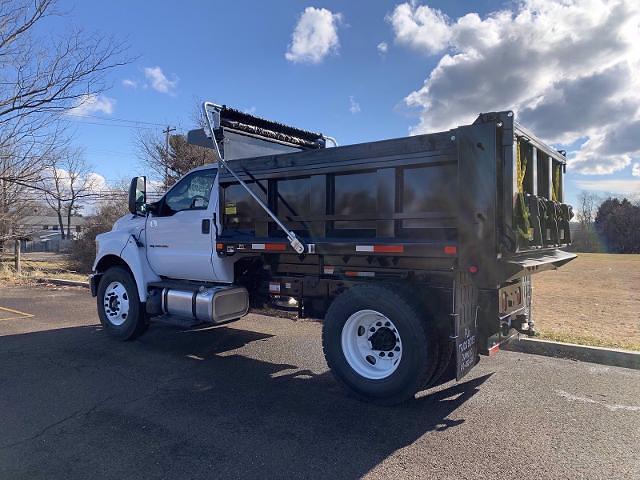 2021 Ford F-650 Regular Cab DRW 4x2, Godwin Dump Body #FLU10004 - photo 1