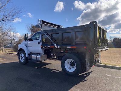 2021 Ford F-650 Regular Cab DRW 4x2, Godwin 300U Dump Body #FLU10004 - photo 2