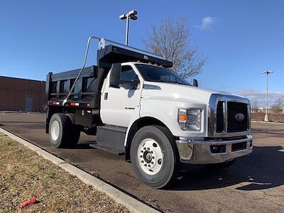 2021 F-650 Regular Cab DRW 4x2,  Godwin 300U Dump Body #FLU10004 - photo 14