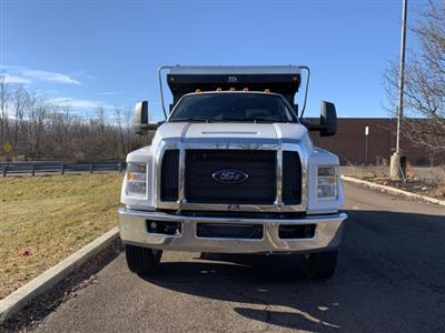 2021 Ford F-650 Regular Cab DRW 4x2, Godwin 300U Dump Body #FLU10004 - photo 7