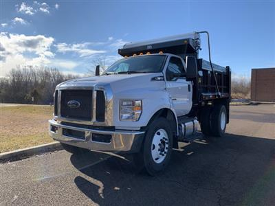 2021 Ford F-650 Regular Cab DRW 4x2, Godwin 300U Dump Body #FLU10004 - photo 8