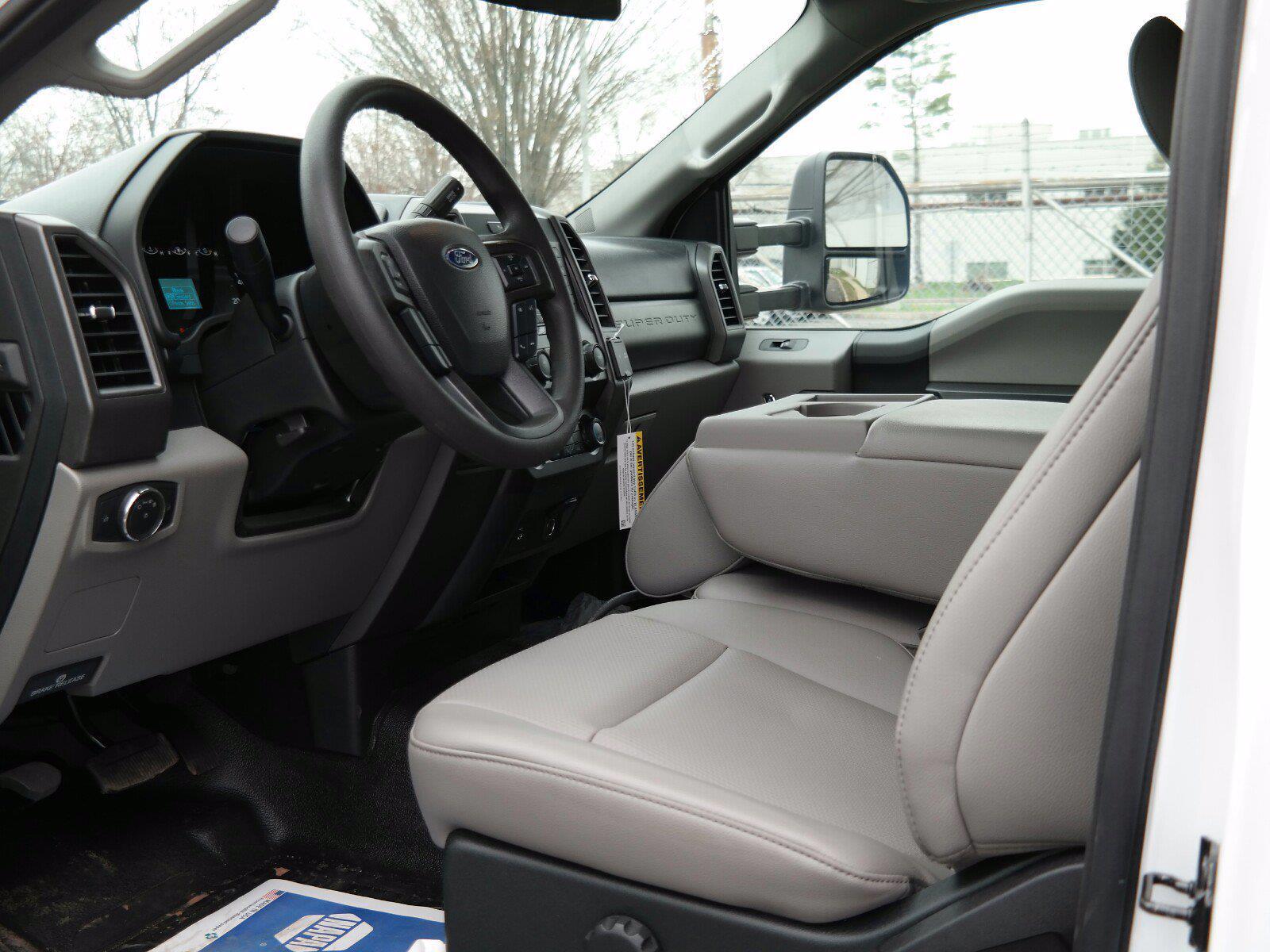 2021 Ford F-600 Regular Cab DRW 4x4, Switch N Go Drop Box Hooklift Body #FLU10027 - photo 5