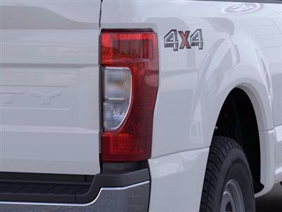 2021 Ford F-350 Super Cab 4x4, Cab Chassis #FLU10032 - photo 4
