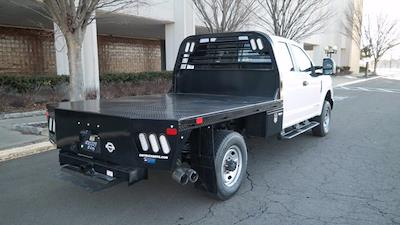 2021 Ford F-350 Super Cab 4x4, CM Truck Beds RD Model Platform Body #FLU10032 - photo 2
