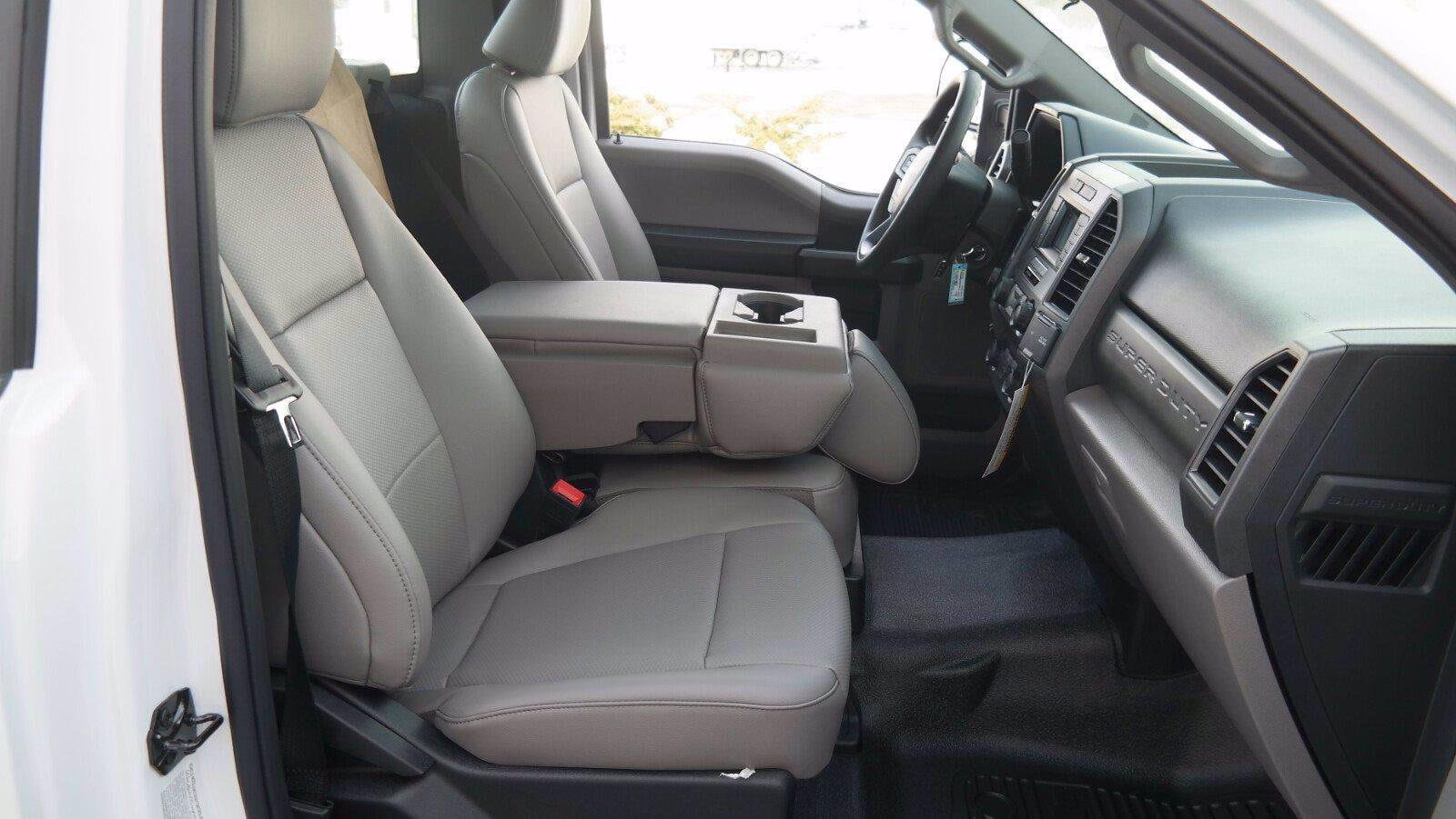 2021 Ford F-600 Regular Cab DRW 4x4, Cab Chassis #FLU10034 - photo 16