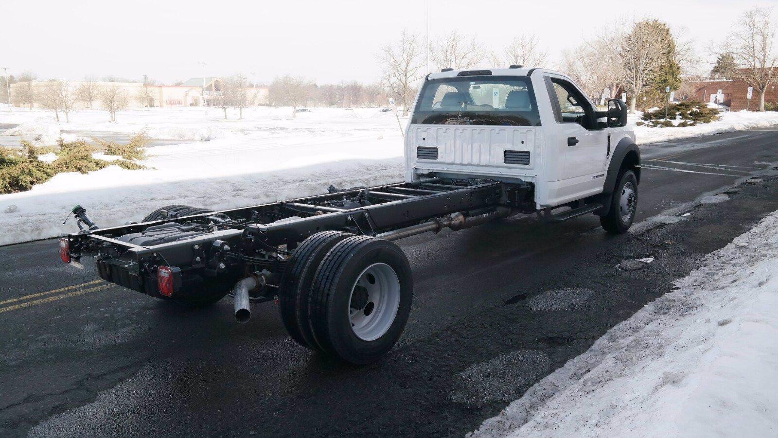 2021 Ford F-600 Regular Cab DRW 4x4, Switch N Go Hooklift Body #FLU10034 - photo 1