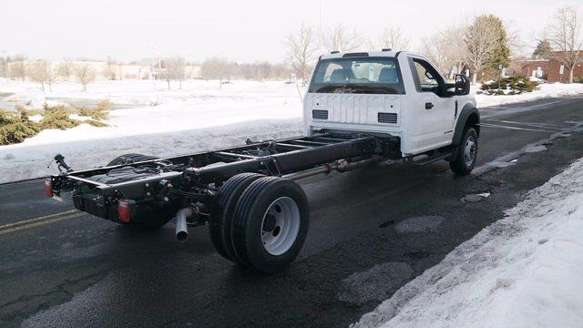2021 Ford F-600 Regular Cab DRW 4x4, Cab Chassis #FLU10034 - photo 1