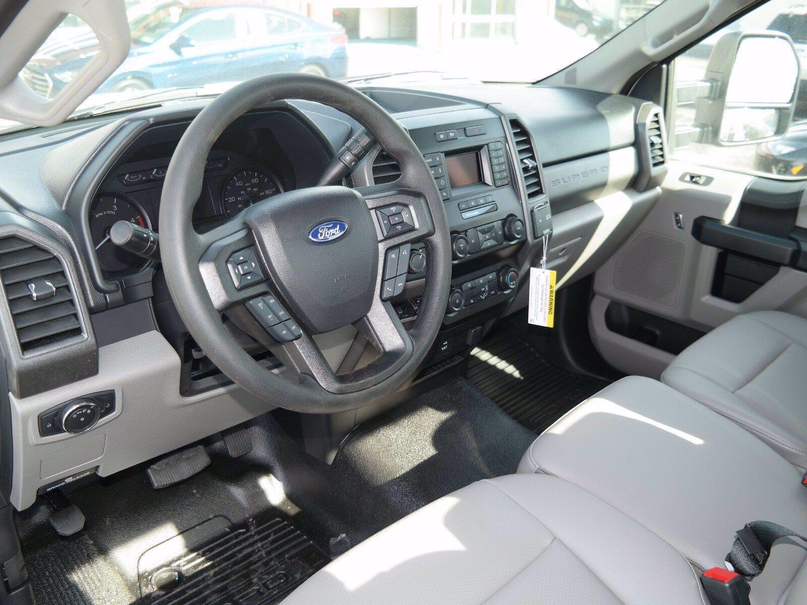 2021 F-600 Regular Cab DRW 4x4,  Switch N Go Drop Box Hooklift Body #FLU10034 - photo 11