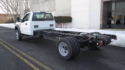 2021 F-600 Regular Cab DRW 4x4,  Switch N Go Drop Box Hooklift Body #FLU10034 - photo 8